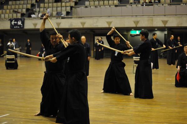 東京都剣道連盟 杖道部会
